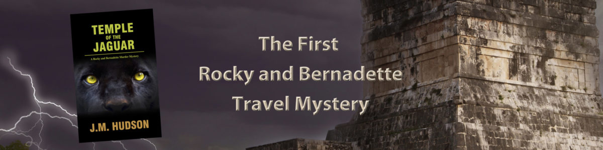 The Rocky & Bernadette Murder Mysteries